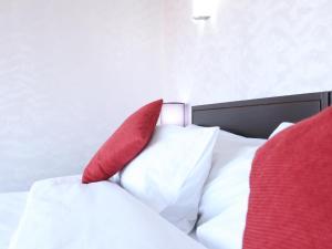 Un ou plusieurs lits dans un hébergement de l'établissement Dakhla Kitesurf World