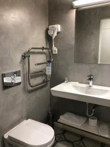 Ванная комната в Ред Брик Китай Город