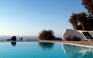Het zwembad bij of vlak bij La Hacienda BuenVivir - Apartamentos