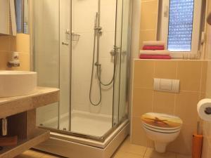 Kupaonica u objektu Apartments Dalmatina