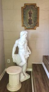A bathroom at Atlantis Inn - Tybee Island