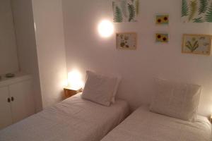Un ou plusieurs lits dans un hébergement de l'établissement Centro Sevilla, El Arenal