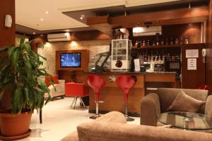 O lounge ou bar de Taleen AlSulaimanyah hotel apartments