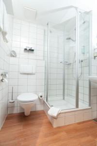 A bathroom at Best Western Hotel Nürnberg am Hauptbahnhof