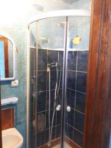 A bathroom at Vitalie