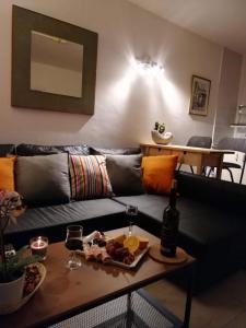Zona de estar de Apartamento Natalia La Florida