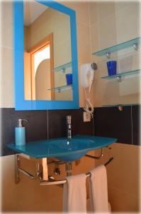Salle de bains dans l'établissement Apartamentos Petit Blau