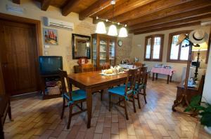 Ristorante o altro punto ristoro di Villa Fratta