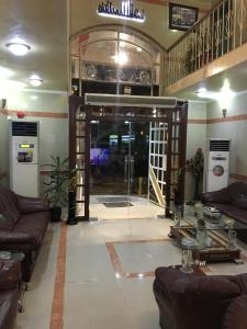 The lobby or reception area at Dijlat Al Khair Hotel