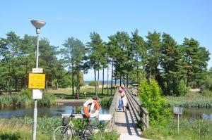 Lekplats på Åminne Fritid & Havsbad AB