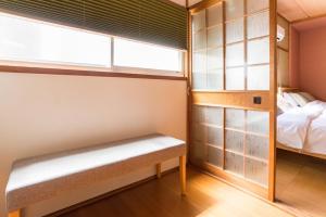 Tino Kawaraにある二段ベッド