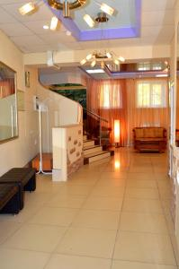 The lobby or reception area at Tamerlan