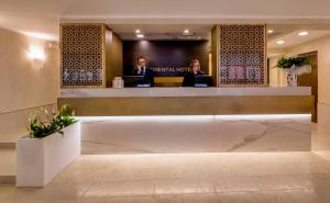 The lobby or reception area at BW Premier Collection CHC Continental