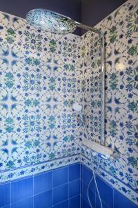 A bathroom at Donna Filomena Casa Vacanza di Charme