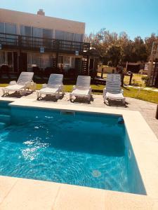 The swimming pool at or near Mandalas Del Este