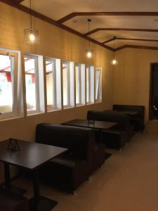 Гостиная зона в Cottages Krasnaya Gora