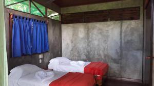 Cama o camas de una habitación en Hotel Finca Maresia