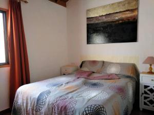 Een bed of bedden in een kamer bij La Hacienda BuenVivir - Apartamentos