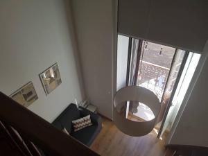 A seating area at Beautiful Apartament Sé Velha I