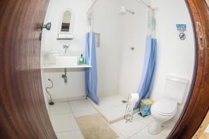 Um banheiro em Social Ilha Grande Hostel