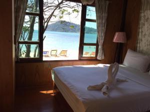 Üldine merevaade või majutusasutusest Bangbaobeach Resort pildistatud vaade