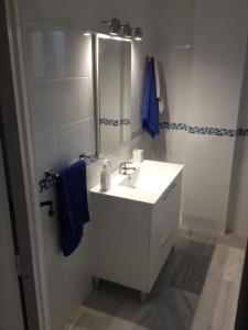 Un baño de Costa del Sol apartment