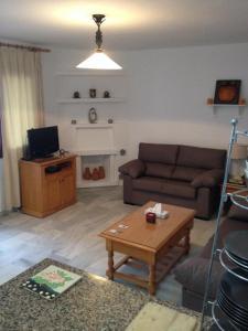 Zona de estar de Costa del Sol apartment