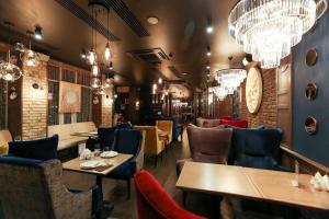 Лаундж или бар в Спа-отель Best Western Русский Манчестер
