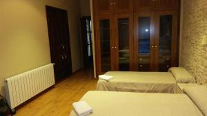Cama o camas de una habitación en Casa Vilademont