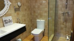 Un baño de Casa Vilademont