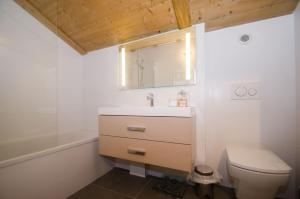 A bathroom at Chalet Panorama