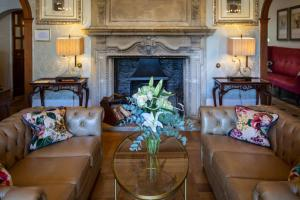A seating area at The Greenway Hotel & Spa