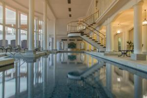 The swimming pool at or near Fancourt Hotel