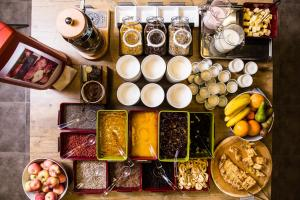 Breakfast options available to guests at ibis Vilnius Centre