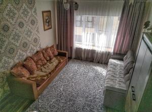 Гостиная зона в Vacation home U Iry