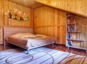 Кровать или кровати в номере Vacation home U Iry