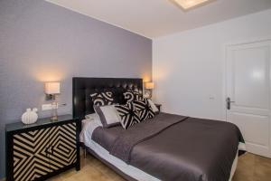 Un ou plusieurs lits dans un hébergement de l'établissement Villa Jaira