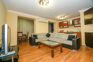 Uma área de estar em Central in Nizami Street