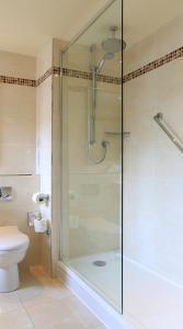 A bathroom at Macdonald Morlich Hotel