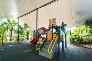 Children's play area at Nightcap at Edge Hill Tavern