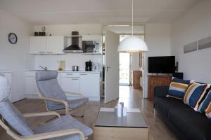 Küche/Küchenzeile in der Unterkunft Appartementen Amelander Paradijs