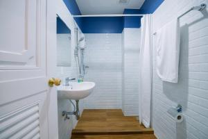 A bathroom at K Home Asok