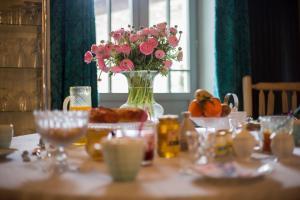 Restaurant ou autre lieu de restauration dans l'établissement La vie de chateau