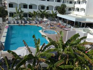 A view of the pool at Imperial Hotel or nearby