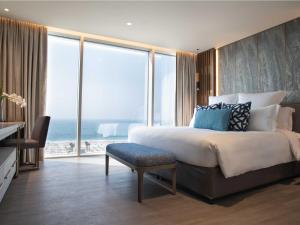 Oleskelutila majoituspaikassa Jumeirah Beach Hotel