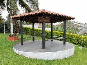 Um jardim em Cantinho do Village