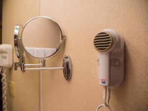 Ein Badezimmer in der Unterkunft Holiday Inn Express - Monterrey - Tecnologico, an IHG Hotel