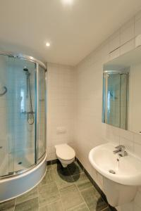 A bathroom at PREMIER SUITES Dublin, Sandyford