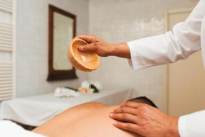 Spa and/or other wellness facilities at Foro Appio Mansio Hotel
