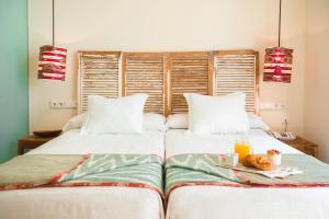 Cama o camas de una habitación en The Corner House